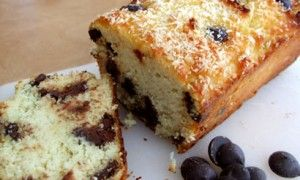Coconut Flour Chocolate Chip Loaf. Always a fan of coconut flour and ...