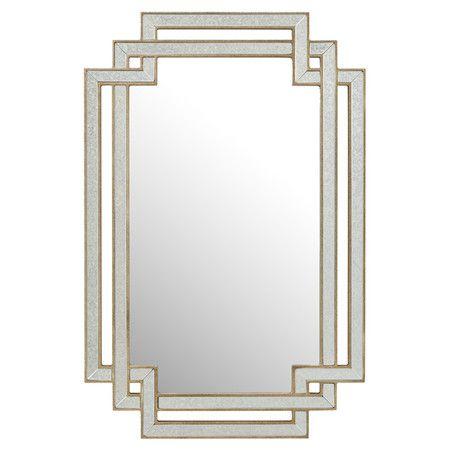 Hayworth Wall Mirror home Pinterest
