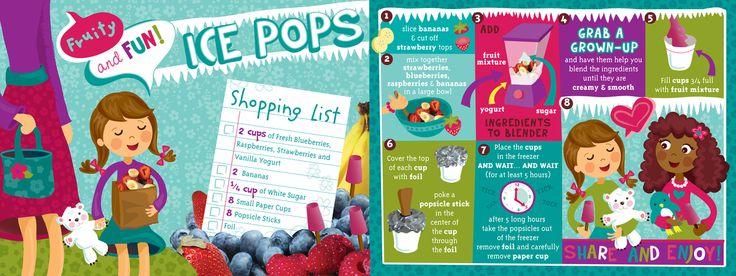 ice pops