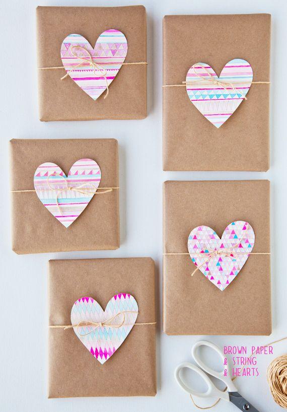 prada handbag Brown paper with string  Wrap it