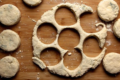 Blue cheese biscuits | Yummy food - savory | Pinterest