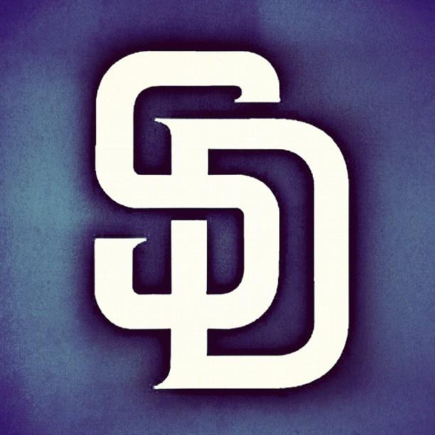 San Diego Padres Logo San Diego Padres Pinterest