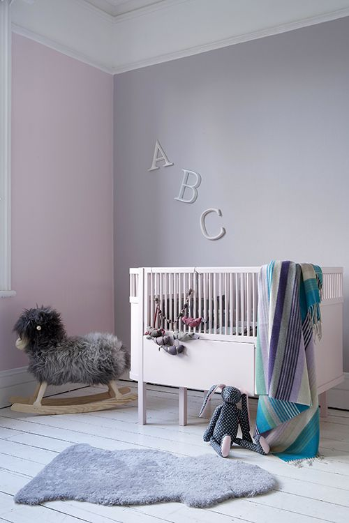 "Earthborn paints are high quality, odour-free and sustainable, making them perfect for high-traffic areas like children's rooms. Shown is Tutu, Cupcake, Lily Lily Rose and Eiderdown in Claypaint, £31 for 2.5 litres. ""Earthborn paints don't contain any nasties such as VOCs or toxins found in conventional paints. Earthborn is only made from natural ingredients, giving you peace of mind that no chemicals are being released,"" says John Dison of Earthborn. 01928 734171 or www.earthbornpaints.co.uk"
