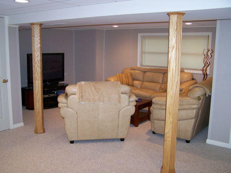 pin by owens corning basement finishing system on basement finishing