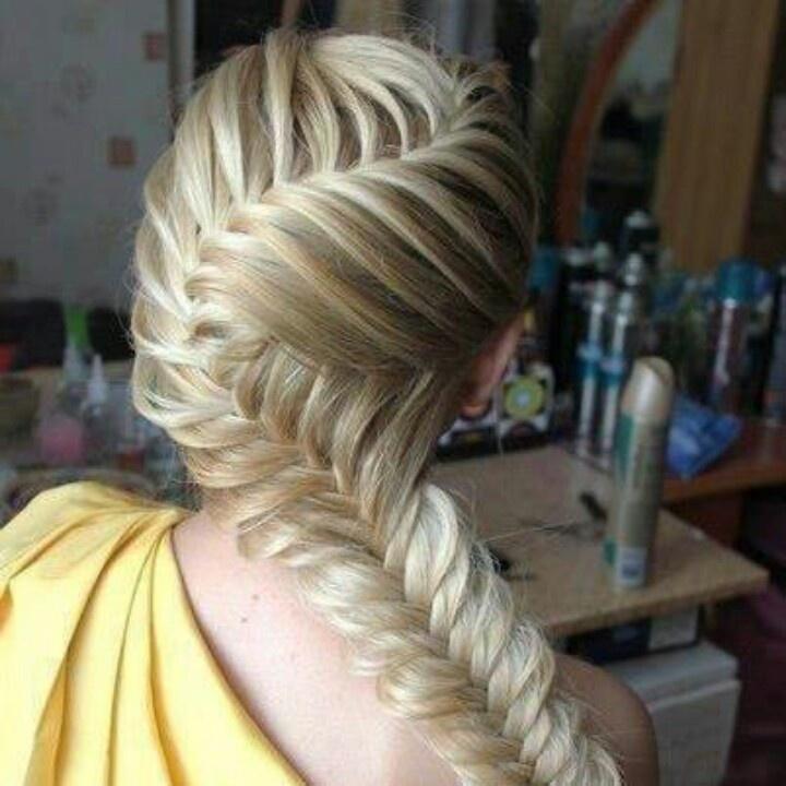 About Hair Style : Cool Braid Mya Pinterest
