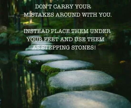 quotes about stepping stones quotesgram