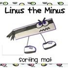 "FREE!!! Common Core Math Centers using the math brothers ""Gus the Plus"" and ""Linus the Minus."" Students will sort equations based on which sign belongs wit..."