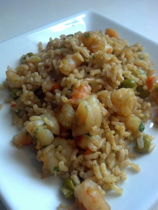 Shrimp Fried Rice | Recipes | Pinterest