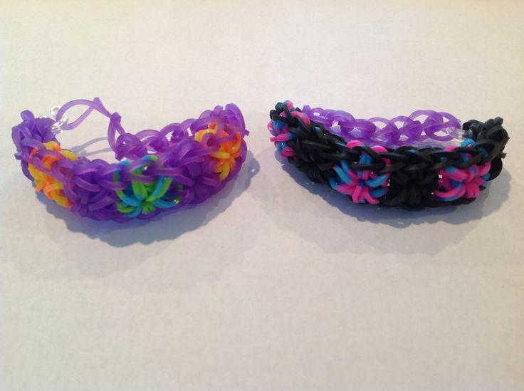 starburst bracelet rainbow loom bracelets and charms