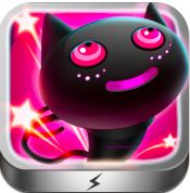 Check out our review for Disco Kitten on the iOS - Disco Kitten, despite its name, isn't a music game. It comes under a far harder to decipher genre, although the disco music is certainly there. It's all about reactions, attention span, and a little bit about knowing rhythms well enough to be able to predict certain occurrences.