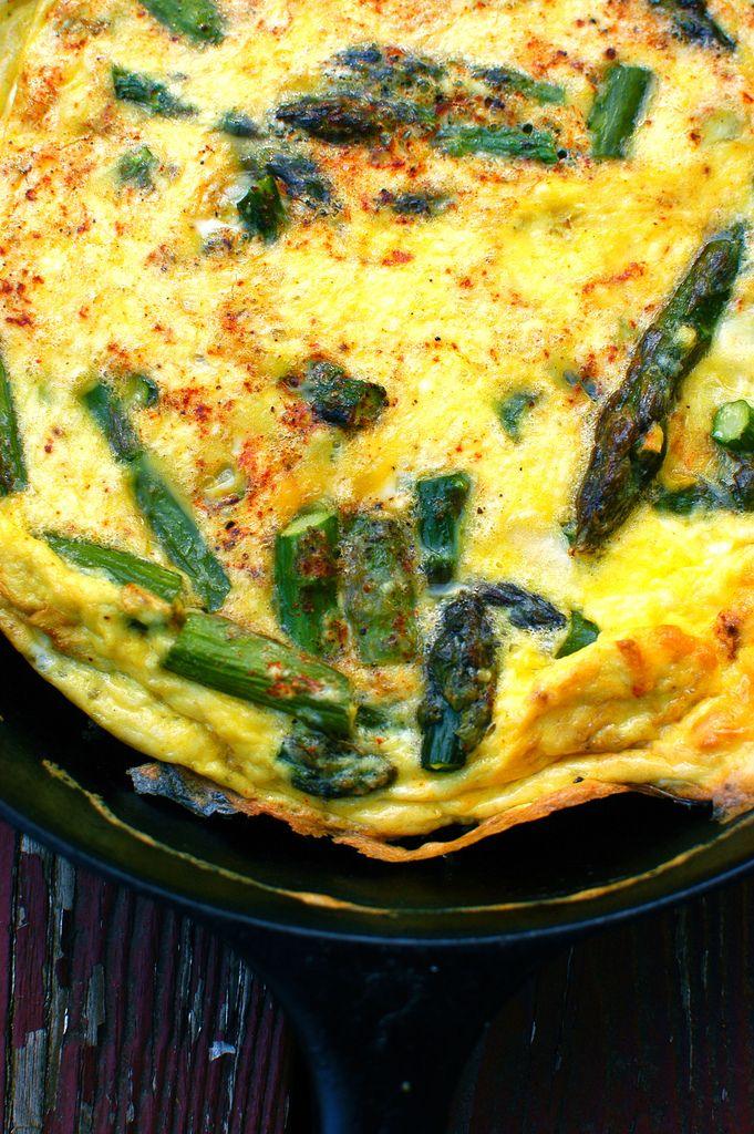 Asparagus Frittata Recipes — Dishmaps