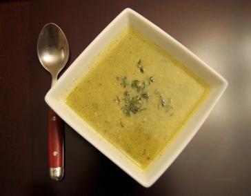 Broccoli Leek Soup | Food | Pinterest