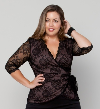 Plus Size Top at www.curvaliciousclothes.com Sizes 1X-5X
