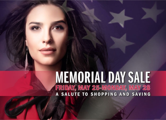 memorial day sale tanger outlet
