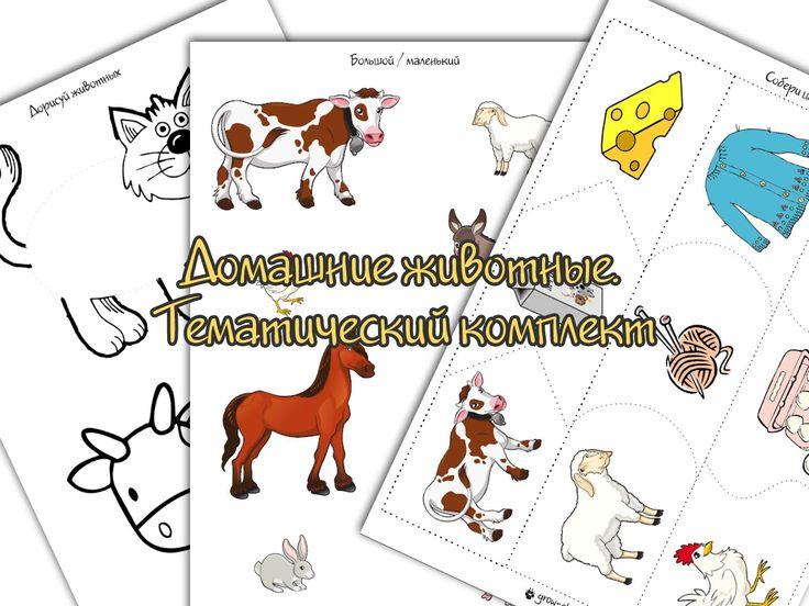 Картинки для раскраски животные леса