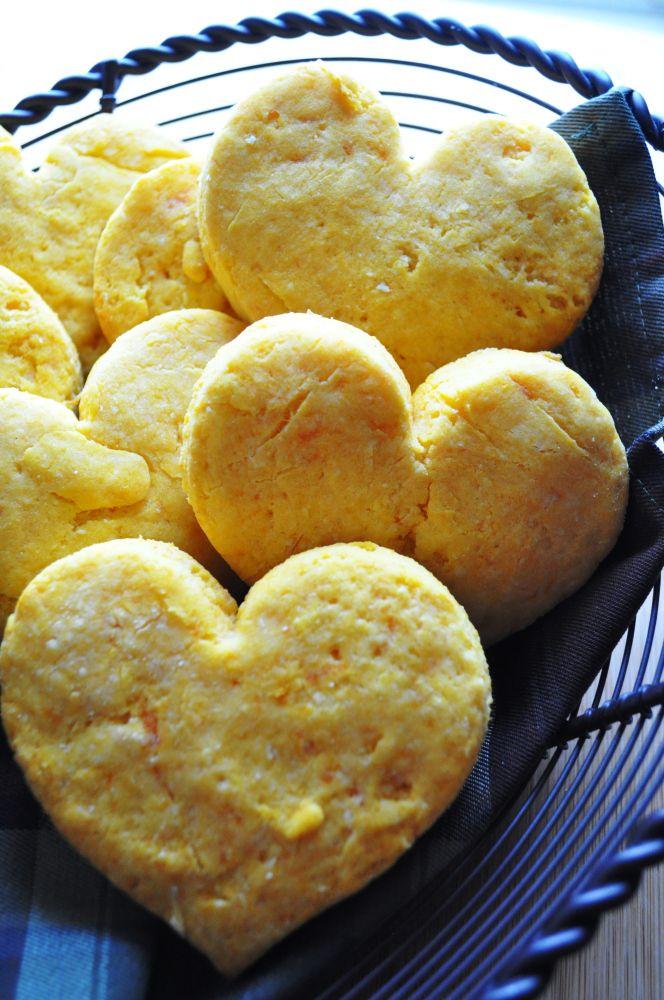 Gluten Free, Dairy Free, Sweet Potato Love Biscuits