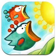 Tiny Wings HD nu voor de iPad -
