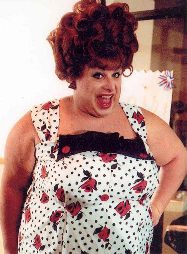 Divine as 'Edna Turnblad' in Hairspray (1988)