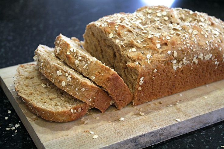 Winnie the Pooh's Honey Oat Quick Bread recipe
