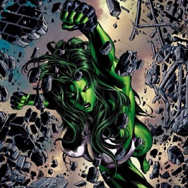 She Hulk | Comics | Pinterest