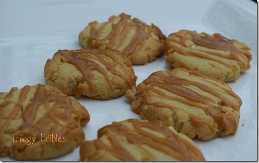 Cashew Caramel Cookies | Sweet treats | Pinterest