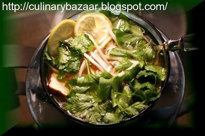 Vietnamese vegetarian pho | Yumminess | Pinterest