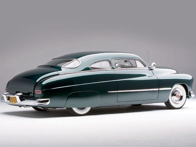 1949 Classic Mercury Coupe