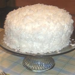 Coconut Cream Cake I Allrecipes.com