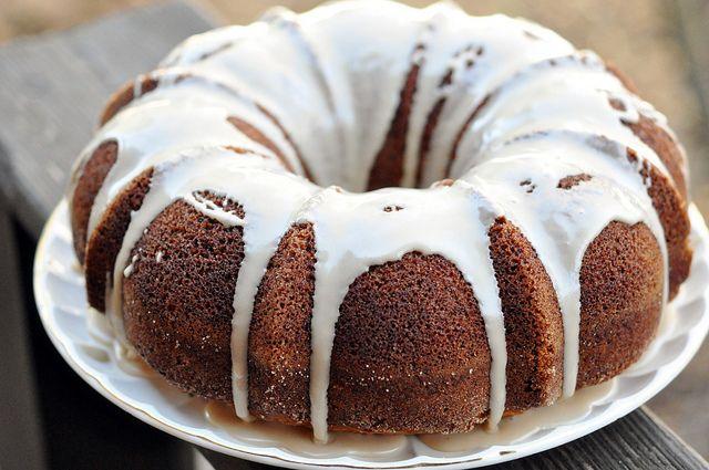 ... stewart pound cake with maple glaze recipes dishmaps cake maple