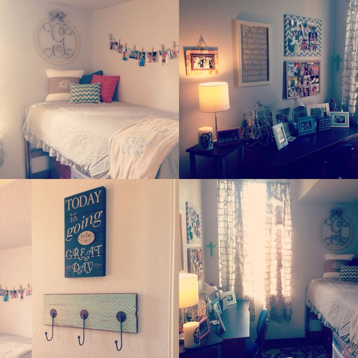 Georgia southern dorm room  college planning  Pinterest ~ 063030_Southern Dorm Room Ideas