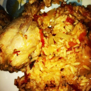 Chipotle Chicken and Rice | Favorite Recipes | Pinterest
