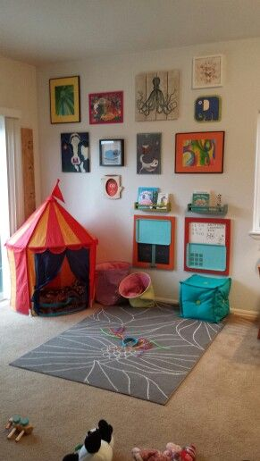 playroom walls