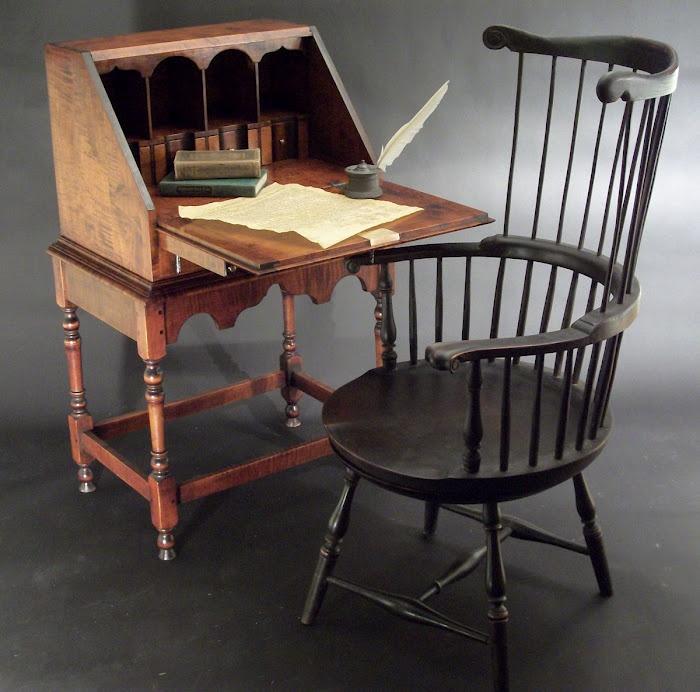 Early American desk