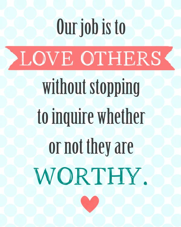 Quotes About Love Everyone : Love Others Mightier Than the Sword Pinterest