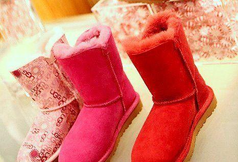 valentine's day ugg boots 2017