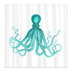 Cafe Press Shower Curtains Fabric Shower Curtains