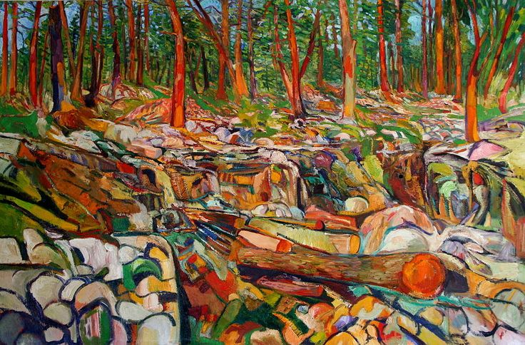 Chris easley spirits of mcgaffey inspiring landscapes7 pinterest