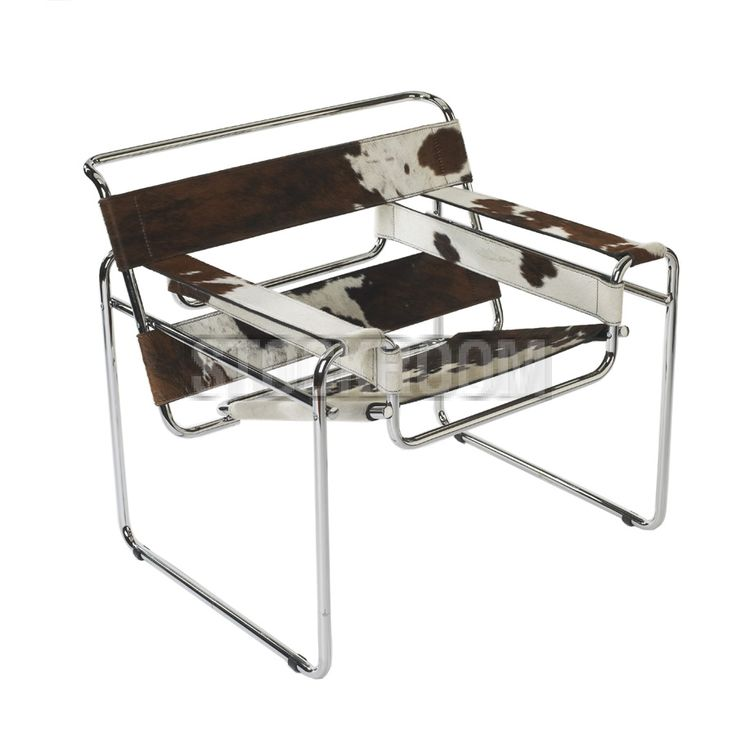 Marcel breuer wassily chair cowhide was hkd 9980 now hkd 4990