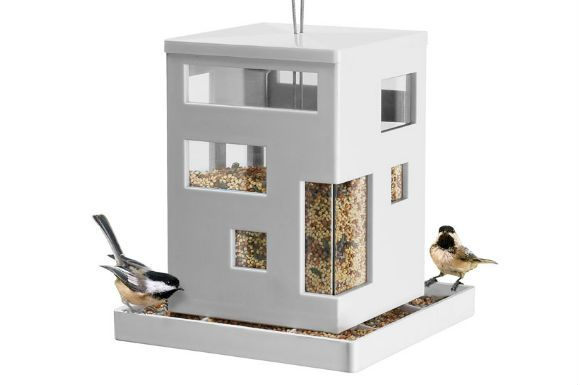 bird cafe.....great for a modern space!