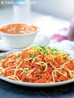 Triple Schezuan Rice ( Mumbai Roadside Recipes ) | Recipe