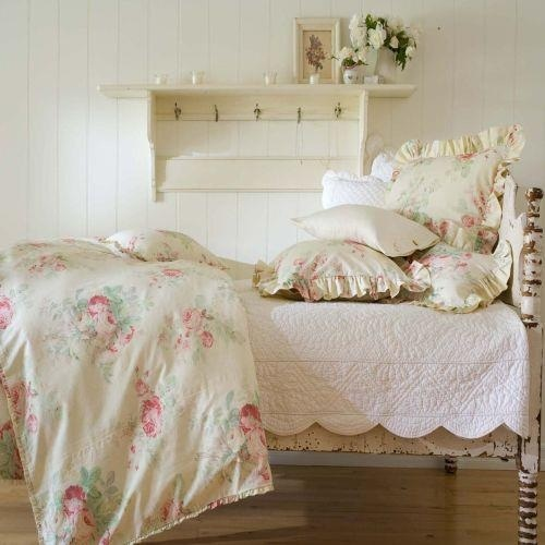 Shabby chic french country home saweet home pinterest for French provincial girls bedroom ideas