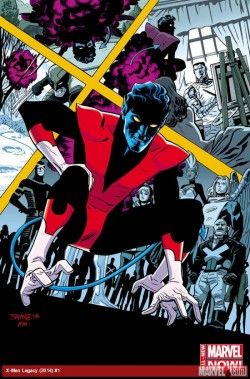 Chris claremont returns to the x men with nightcrawler ongoing