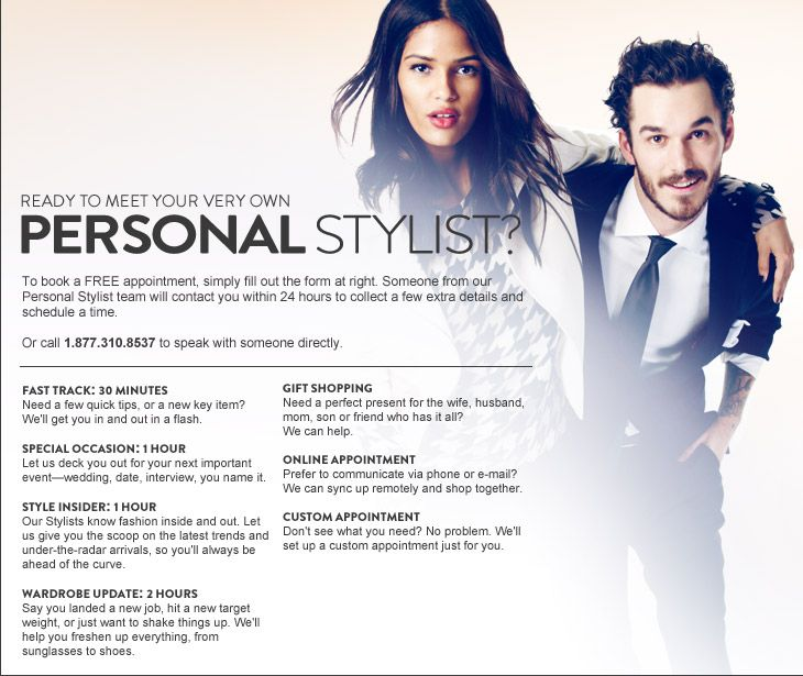 Nordstrom Personal Stylist