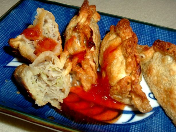 Chicken Pot Stickers Recipe - Food.com - 86355