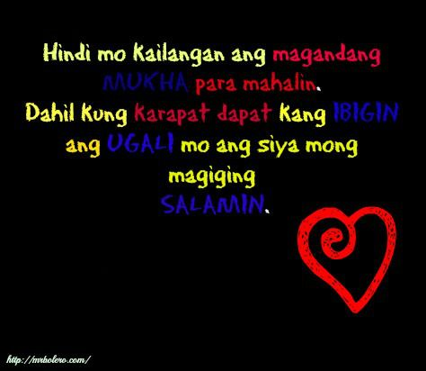 Love Quotes For Him Tagalog 2014 : Tagalog Love Quotes 2014 Inspirational Quotes Pinterest