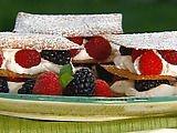 Berry Napoleons   Baking & Sweet Recipes   Pinterest