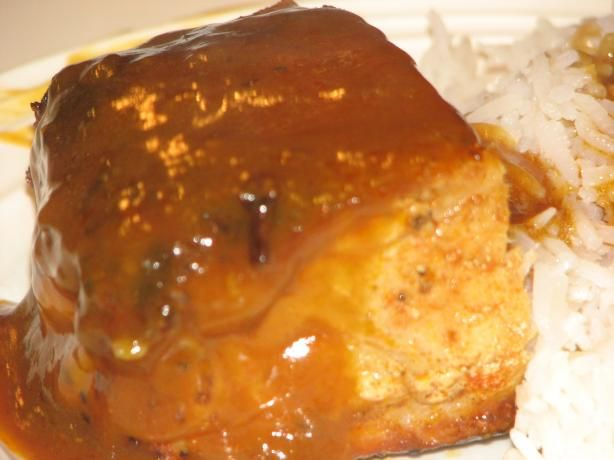 Pork Chops in Orange Sauce. Photo by Bonnie G #2