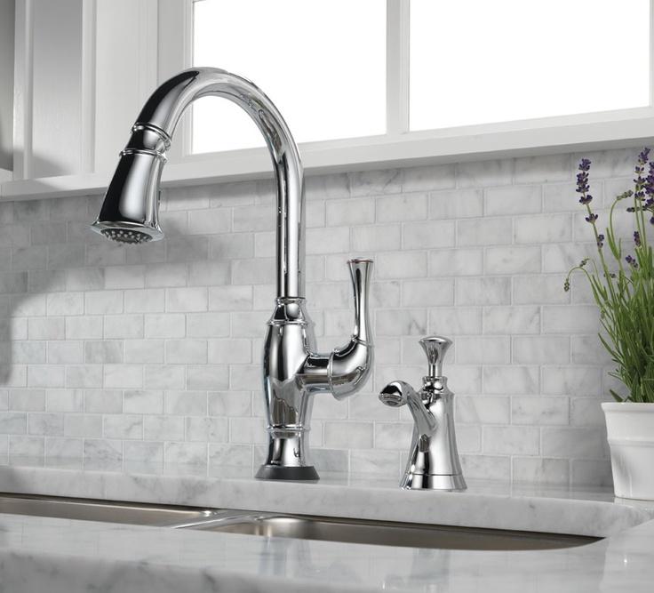 Brizo Talo Kitchen Faucet Hardware & Plumbing