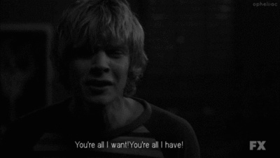 You re all i want evan peters pinterest