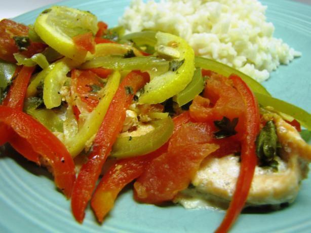 Moroccan Salmon | Recipe